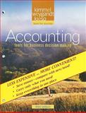 Accounting : Binder Ready Version, Kimmel, Paul D. and Kieso, Donald E., 0470418338