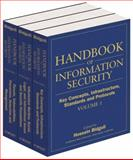Handbook of Information Security, Bidgoli, Hossein, 0471648337