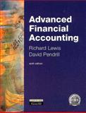 Advanced Financial Accounting, Lewis, Richard and Pendrill, David, 0273638335