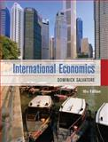 International Economics, Salvatore, Dominick, 047038834X