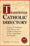 Official Traditional Catholic Directory, M. Morrison, 0595368344