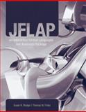 JFLAP : an Interactive Formal Languages and Automata Package, Rodger, Susan H. and Finley, Thomas W., 0763738344