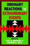 Ordinary Reactions to Extraordinary Events 9780879728342