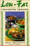 Low Fat Vegetarian Cooking, Sue Kreitzman, 0895948346