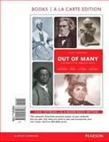 Out of Many : A History of the American People, Volume 1, Books a la Carte Edition Plus REVEL -- Access Card Package, Buhle, Mari Jo and Faragher, John M., 0134138341