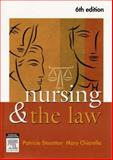 Nursing and the Law, Staunton, Patricia and Chiarella, Mary, 0729538346