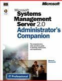 Microsoft Systems Management Server 2.0 Administrator's Companion, Kaczmarek, Steven D., 0735608342