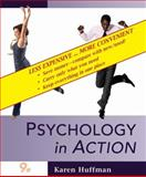 Psychology in Action, Ninth Edition Binder Ready Version, Huffman, Karen, 0470418346