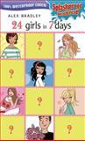 24 Girls in 7 Days, Alex Bradley, 0142408344