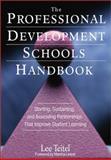 The Professional Development Schools Handbook 9780761938347