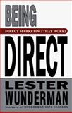 Being Direct, Lester Wunderman, 1558508341