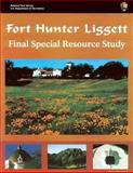 Fort Hunter Liggett Final Special Resource Study, U. S. Department of the Interior National Park Service, 1484938348