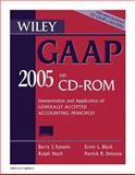 Wiley GAAP 2005 : Interpretation and Application of Generally Accepted Accounting Principles, Delaney, Patrick R. and Epstein, Barry J., 0471668354