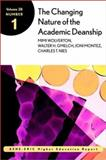 The Changing Nature of the Academic Deanship : ASHE-ERIC Higher Education Research Report, Wolverton, Mimi and AEHE Staff, 0787958352