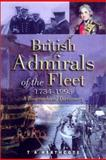British Admirals of the Fleet, T. A. Heathcote, 0850528356