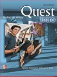 Quest Reading and Writing, 2nd Edition - Intro Level (Low Intermediate) - Audiocassette (1), Hartmann, Pamela, 007312835X