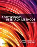 Communication Research Methods, Merrigan, Gerianne and Huston, Carole L., 0199338353