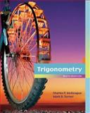 Trigonometry, McKeague, Charles P. and Turner, Mark D., 0495108359