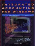 Integrated Accounting for Windows with Spreadsheet Applications, Klooster, 0538838353