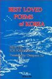 Best Loved Poems of Korea, Chang-Soo Koh, 0930878353