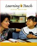 Learning to Teach : With Manual for Planning, Observation, and Portfolio, Arends, Richard I., 0072508353