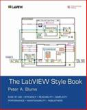 The LabVIEW Style Book, Blume, Peter A., 0131458353