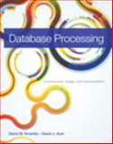 Database Processing : Fundamentals, Design, and Implementation, Kroenke, David M. and Auer, David J., 0133058352