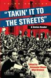 Takin' It to the Streets : A Sixties Reader, Bloom and Bloom, Alexander, 0195368355