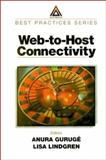 Web-to-Host Connectivity, Gurugbe, Anura and Lindgren, Lisa, 0849308356