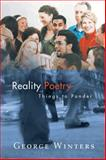 Reality Poetry, George Winters, 1481758357