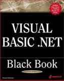 Visual Basic.NET Black Book, Steven Holzner, 157610835X