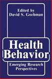 Health Behavior : Emerging Research Perspectives, , 1489908358