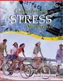 Comprehensive Stress Management with PowerWeb/OLC Bind-In Card and HealthQuest, Greenberg, Jerrold S., 0073028355
