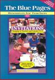 The Blue Pages : Resources for Teachers from Invitations - Changing As Teachers and Learners, K-12, Routman, Regie, 0435088351