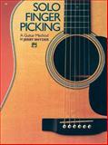 Solo Finger Picking, Jerry Snyder, 0739018353