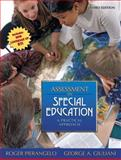 Assessment in Special Education : A Practical Approach, Pierangelo, Roger and Giuliani, George A., 0205608353
