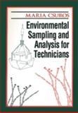 Environmental Sampling and Analysis for Technicians, Csuros, Maria, 0873718356