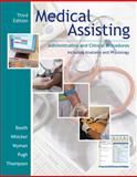 Medical Assting with Student WB, Booth and Booth, Kathryn A., 0077298357