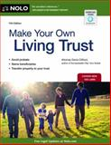 Make Your Own Living Trust, Attorney, Denis Clifford, 1413318355