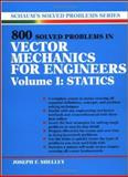 800 Solved Problems Invector Mechanics for Engineers 9780070568358