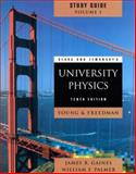 University Physics, Young, Hugh and Freedman, Roger A., 0201618354