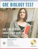 GRE Biology Test, Gregory, Linda and Research & Education Association Editors, 0738608351