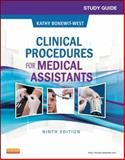 Study Guide for Clinical Procedures for Medical Assistants, Bonewit-West, Kathy, 1455748358