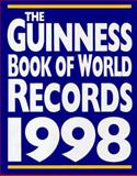 The Guinness Book of World Records 1998, Guinness Books, 0965238350