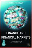 Finance and Financial Markets, Pilbeam, Keith, 1403948356