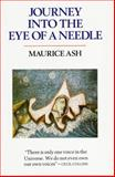 Journey into the Eye of a Needle, Maurice Ash, 1870098358