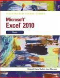 Microsoft® Excel® 2010 : Basic, Reding, Elizabeth Eisner and Wermers, Lynn, 0538748362