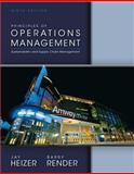 Principles of Operations Management, Heizer, Jay and Render, Barry, 0132968363
