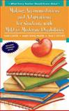 What Every Teacher Should Know About : Adaptations and Accommodations for Students with Mild to Moderate Disabilities, Carter, Nari J. and Prater, Mary Anne, 0205608361
