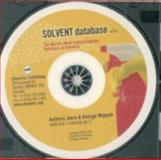 Solvent Database, Wypych, George and Wypych, Anna, 1895198364